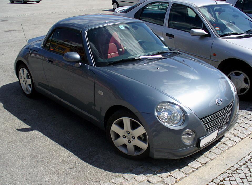 Daihatsu Copen (2002)