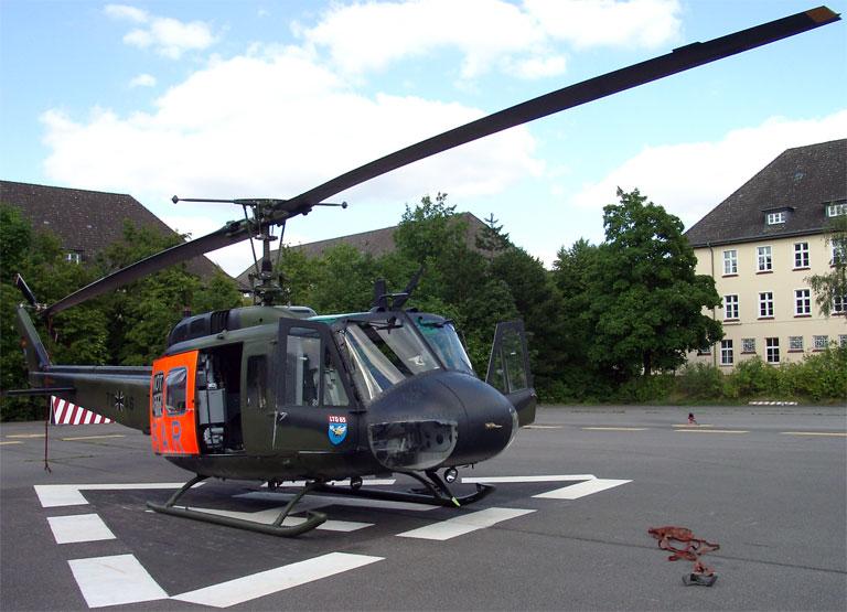 Hubschrauber Hamburg