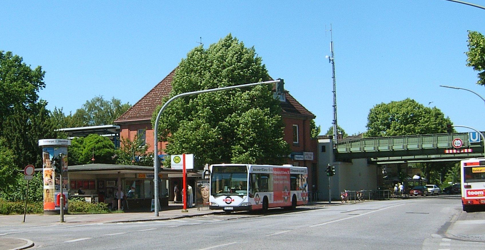 Wandsbek Gartenstadt Hamburg