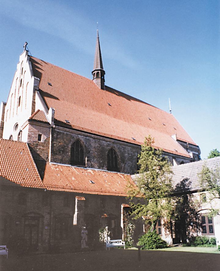 Universitätskirche Rostock