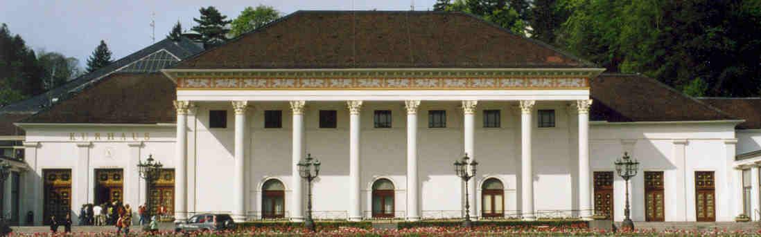 Veranstaltungen Baden Baden Kurhaus