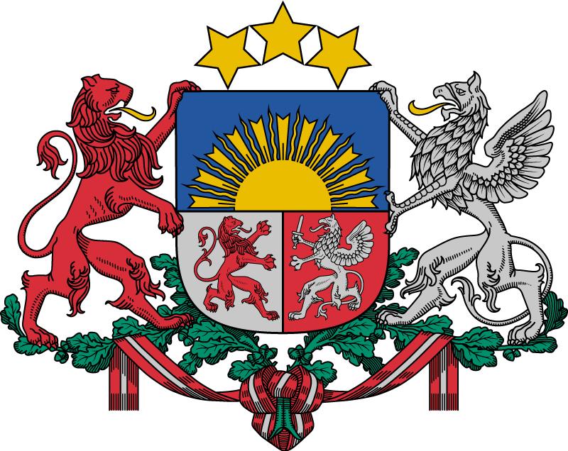 Zeitzone Lettland