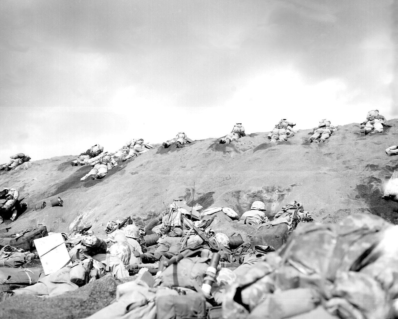 Briefe Von Iwo Jima : Schlacht um iwo jima