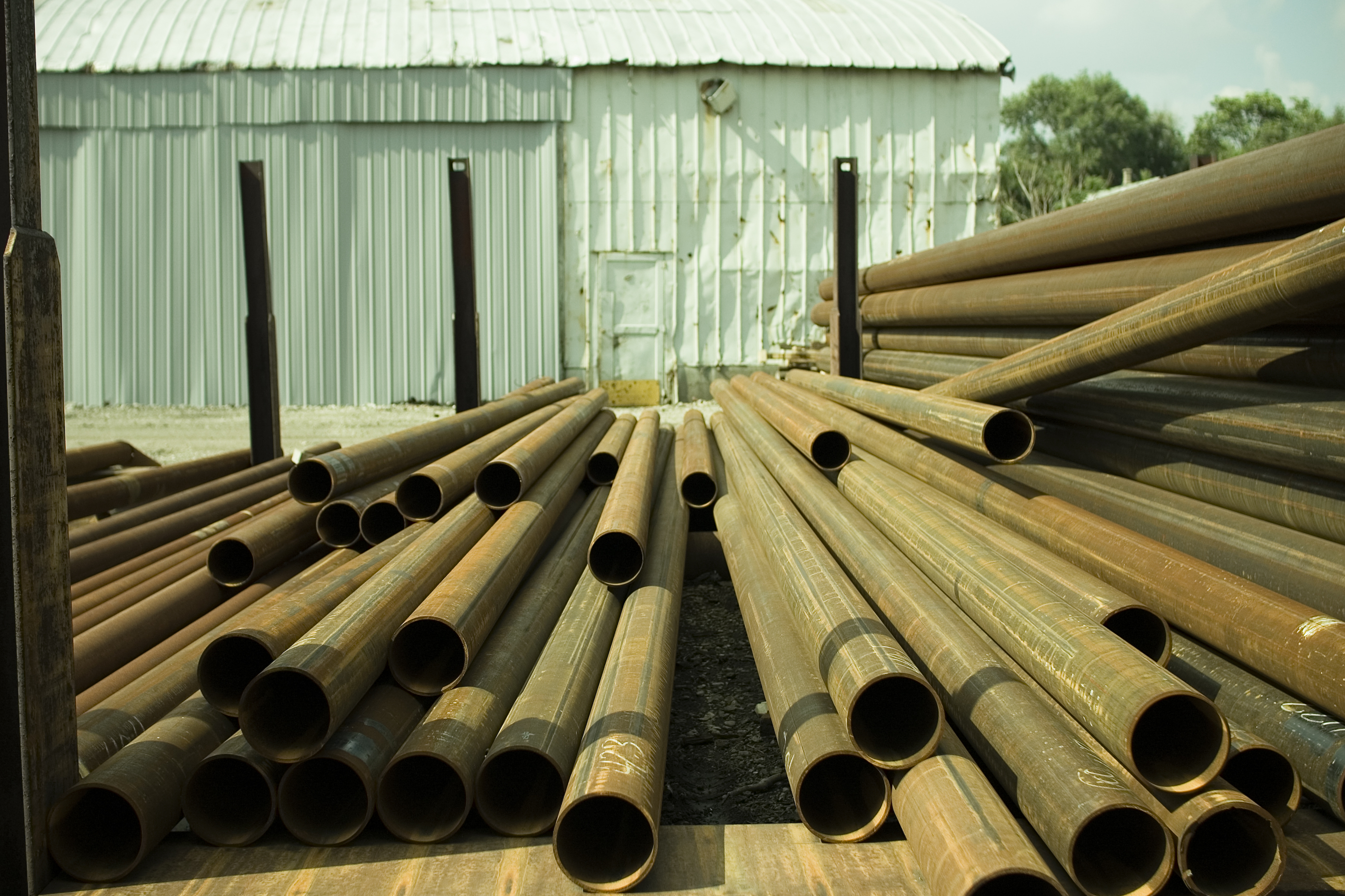 Cast Iron Natural Gas Pipelines