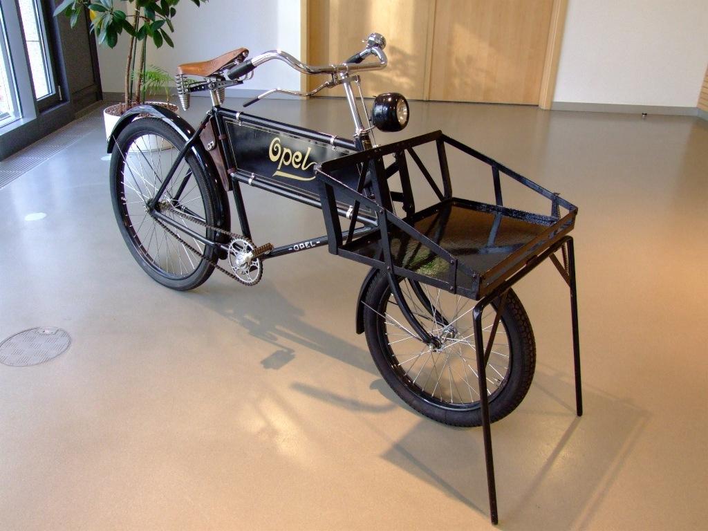 Fahrrad von Opel