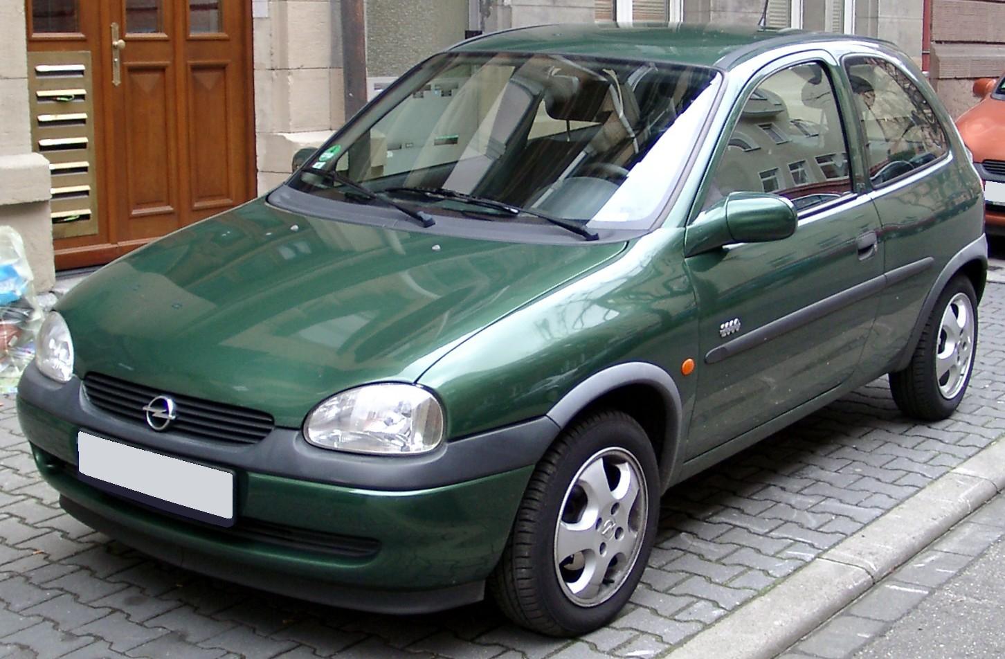 auf Basis des Konzepts Opel Junior, das bereits 1983 vorgestellt wurde.