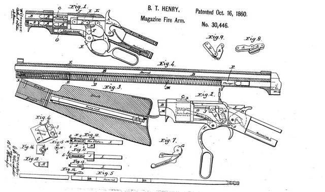 Volcanic Rifle
