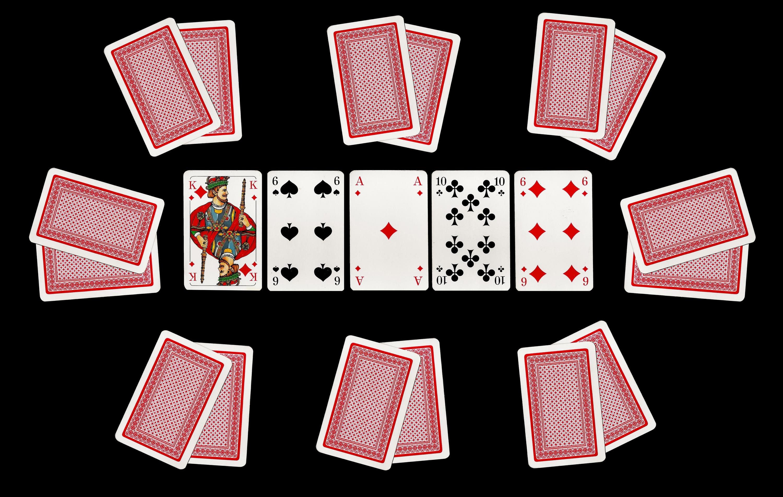Texas Holdem 1001 Spiele