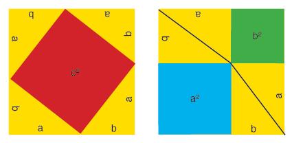 pythagoreischer lehrsatz. Black Bedroom Furniture Sets. Home Design Ideas