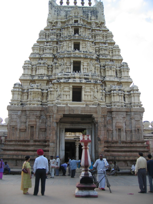 Hinduismus Gotteshaus