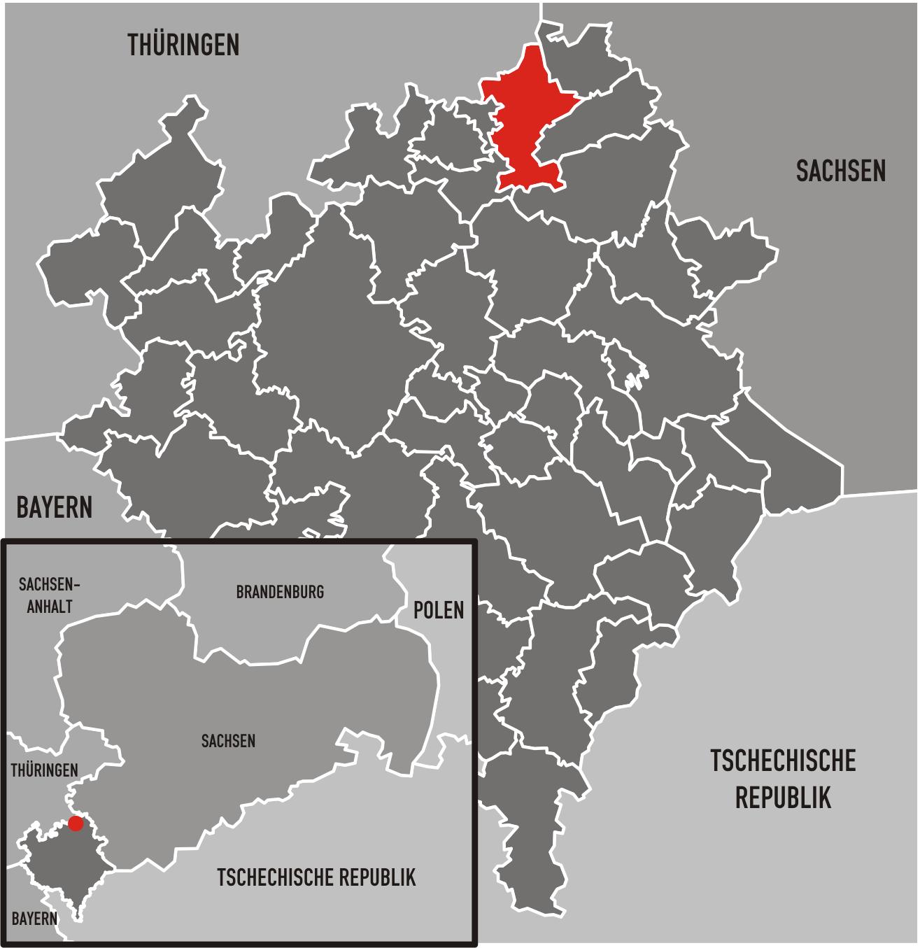 Temperaturen Reichenbach Vogtland