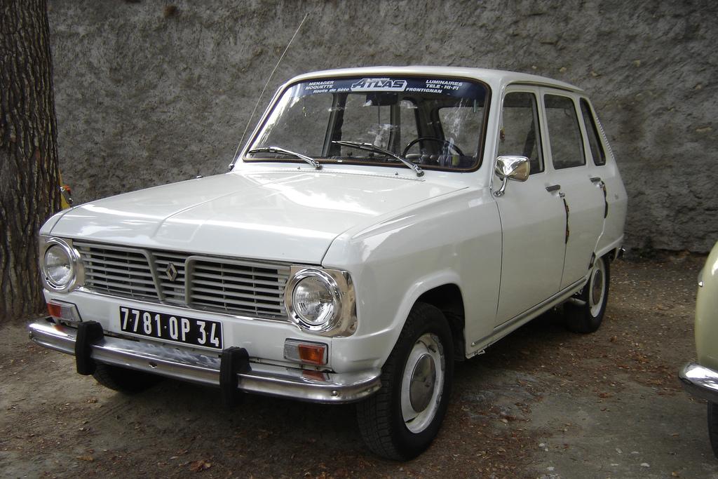 Renault 6 (1968-1974)
