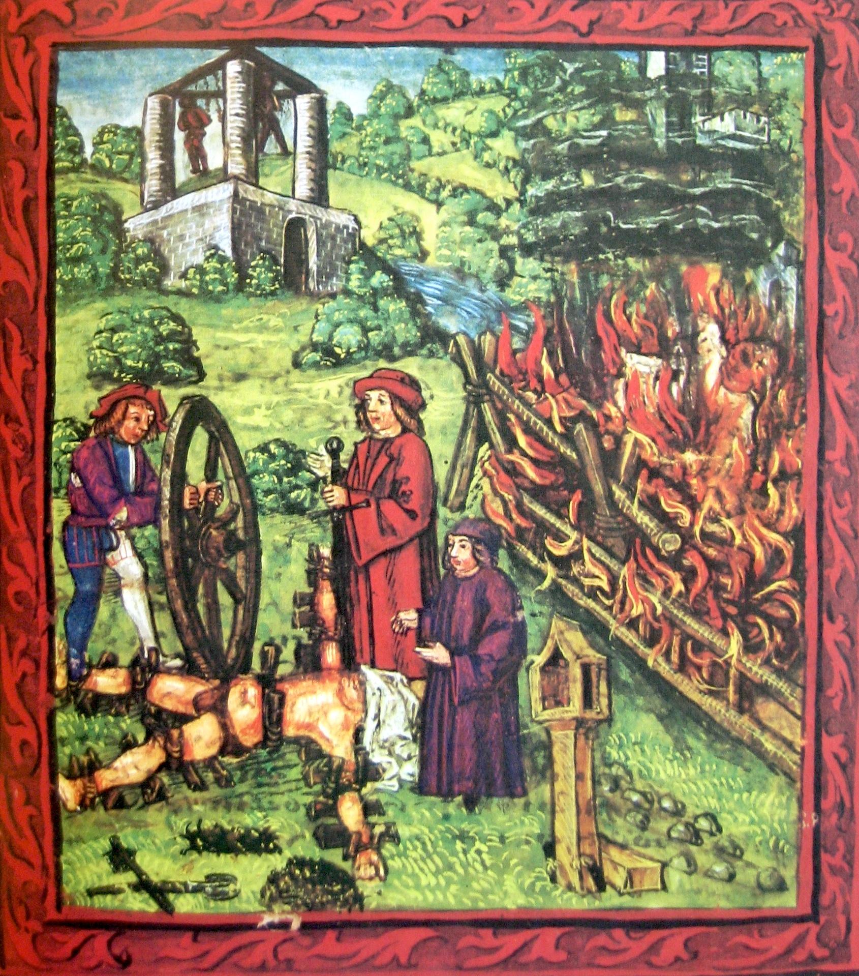 Mittelalter tortur smut galleries
