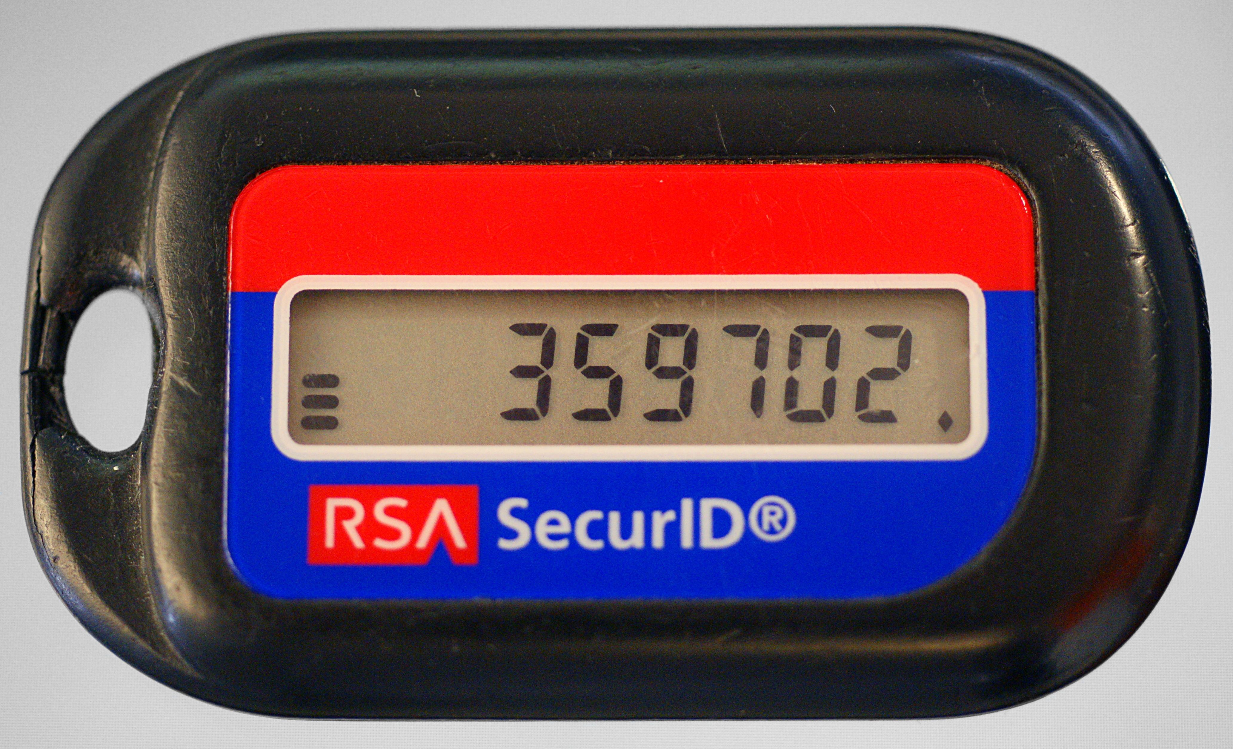 12.02.2012 Комментариев 1. Взлом RSA считается атакой класса Advanced