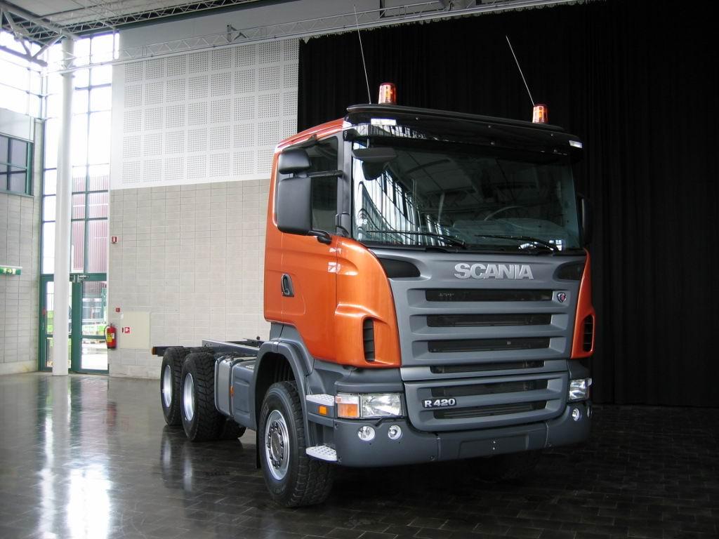 Scania ab - Foto di grandi camion ...