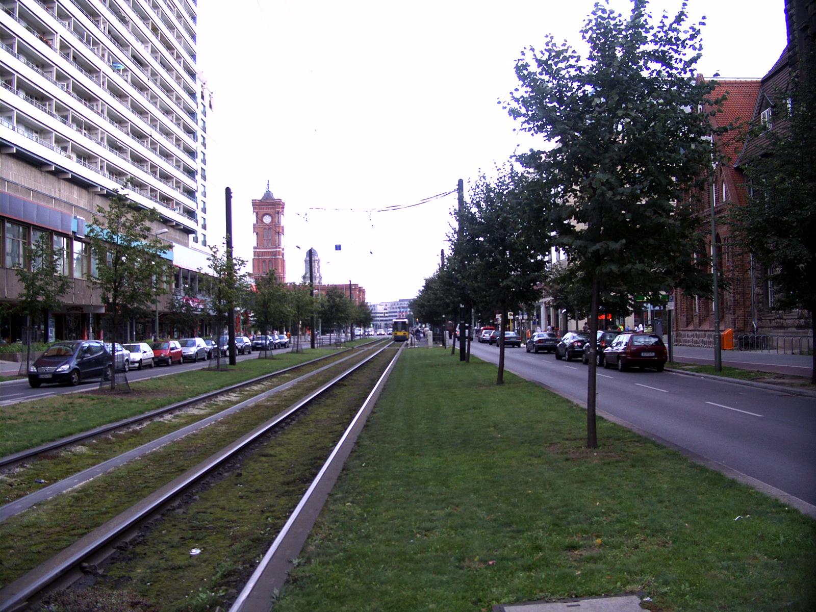 Berlin Spandauer Straße