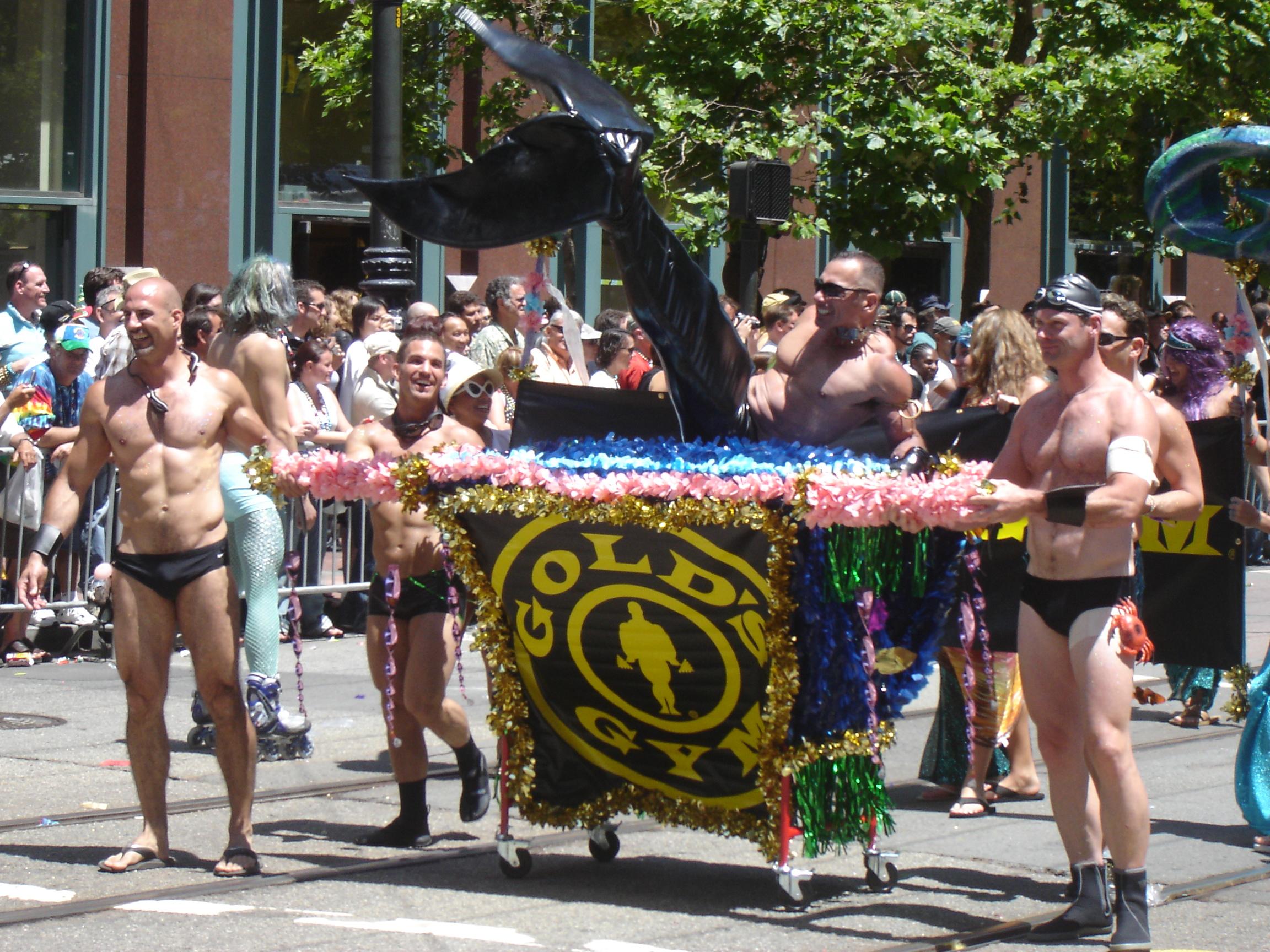 2006 francisco gay parade pride san