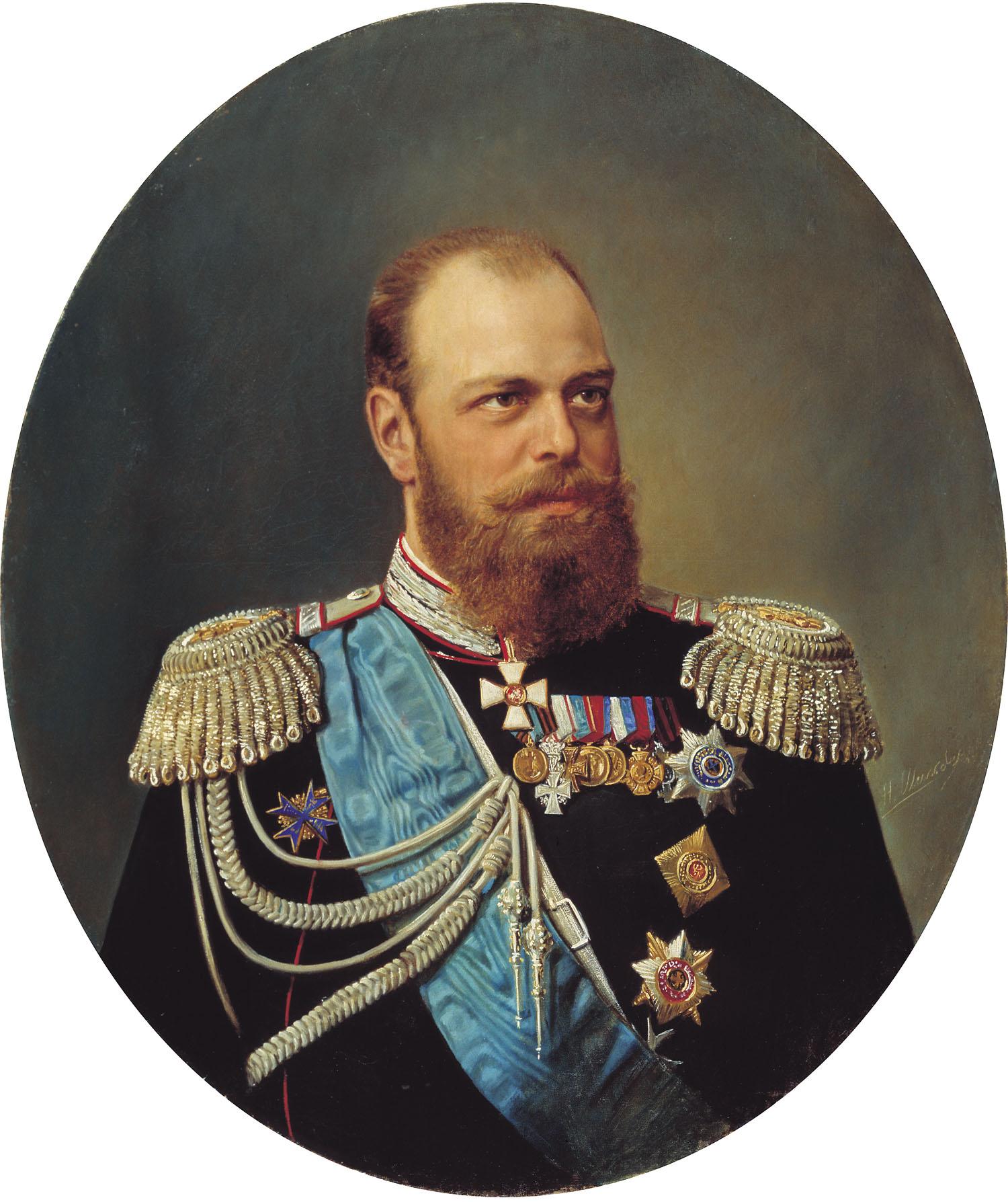 zaren russland