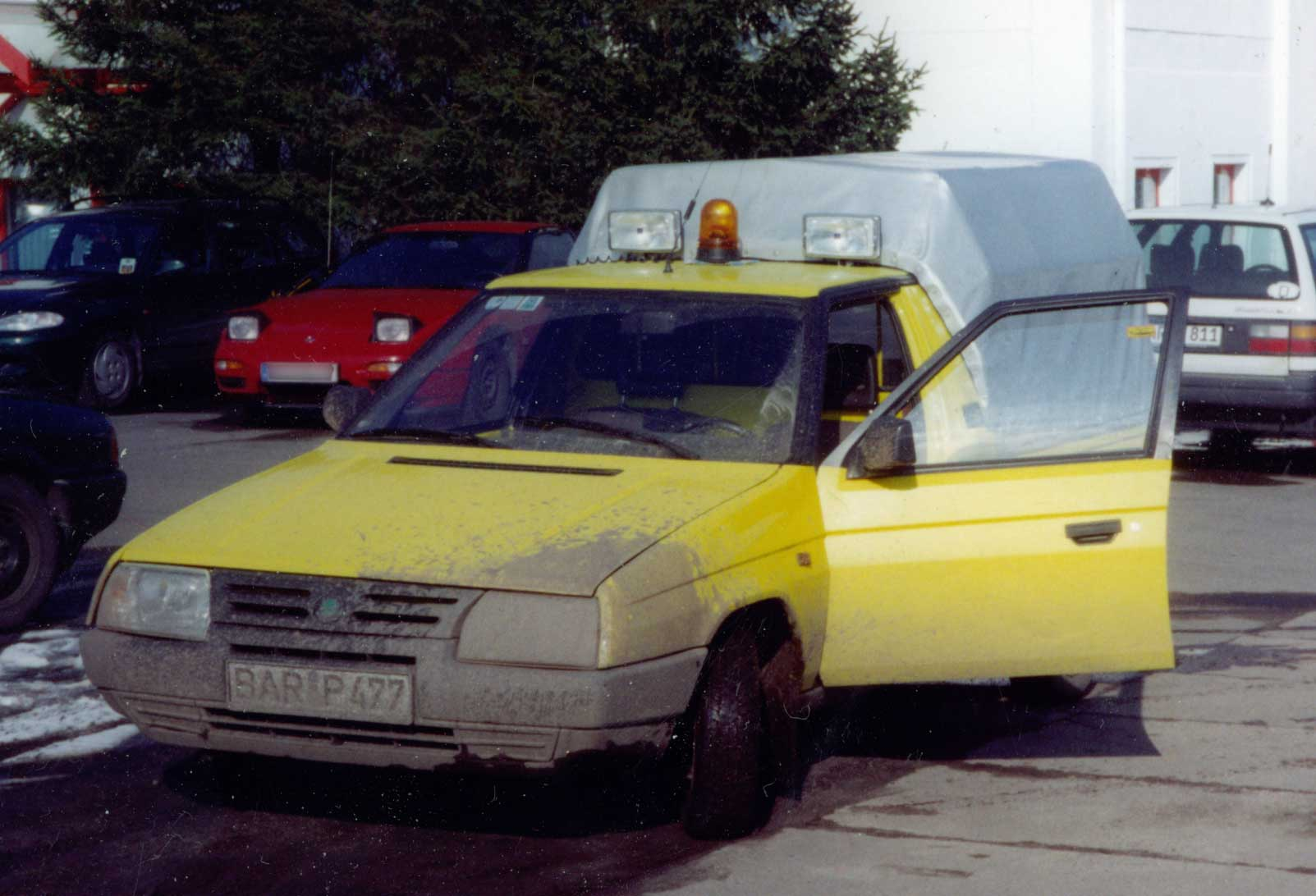Škoda Favorit Pickup