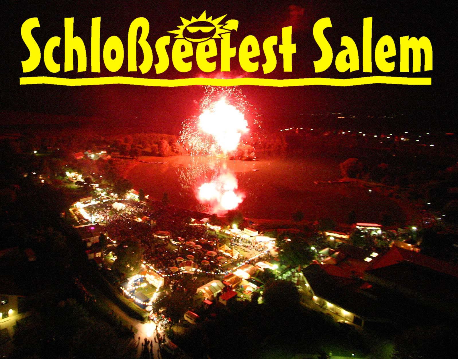Schlossseefest