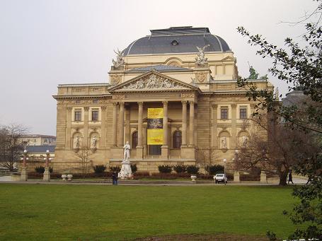 Wiesbaden GroГџes Haus