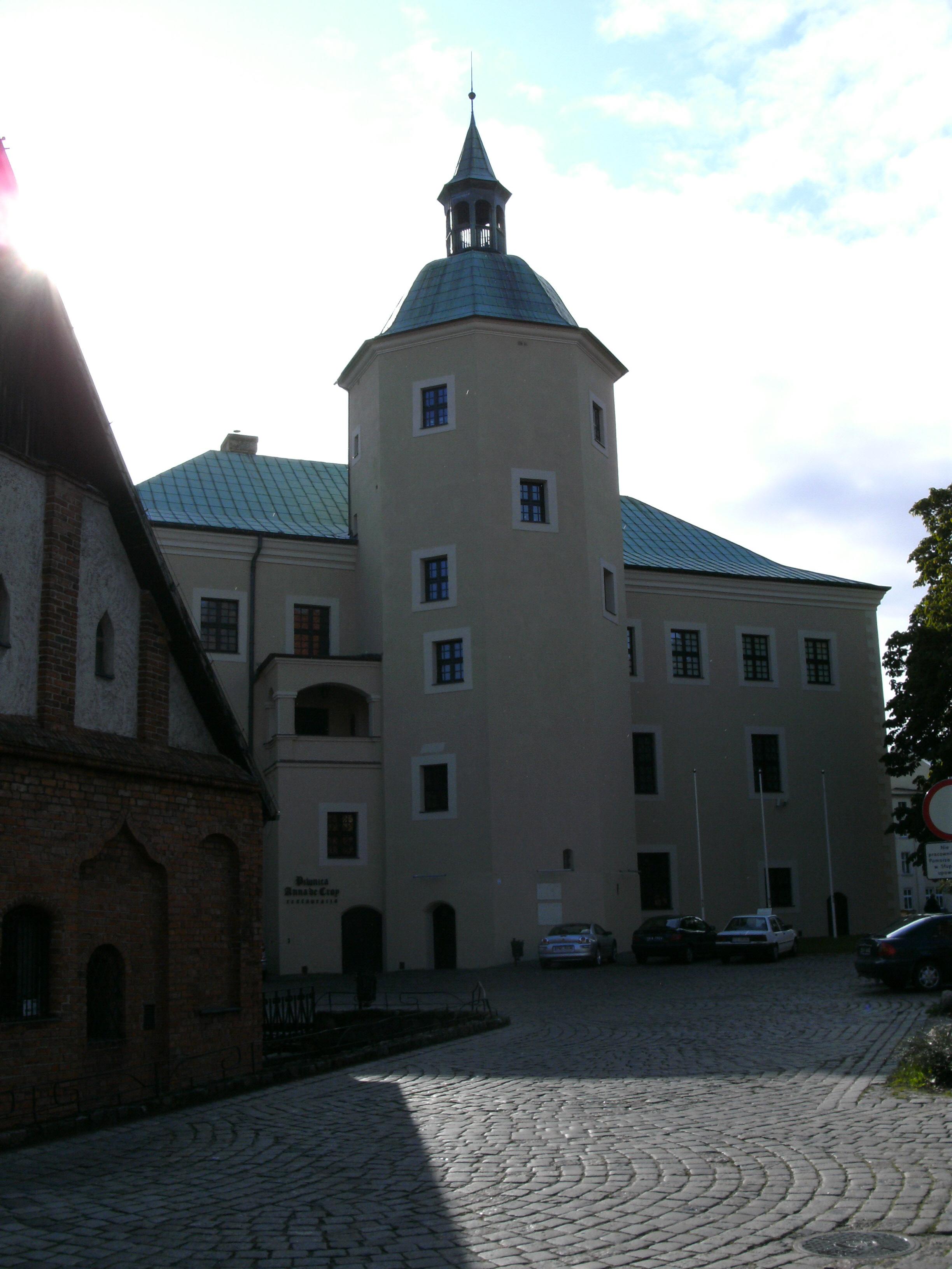 Schloss der pommerschen herzöge in stolp heute 2008 sitz des