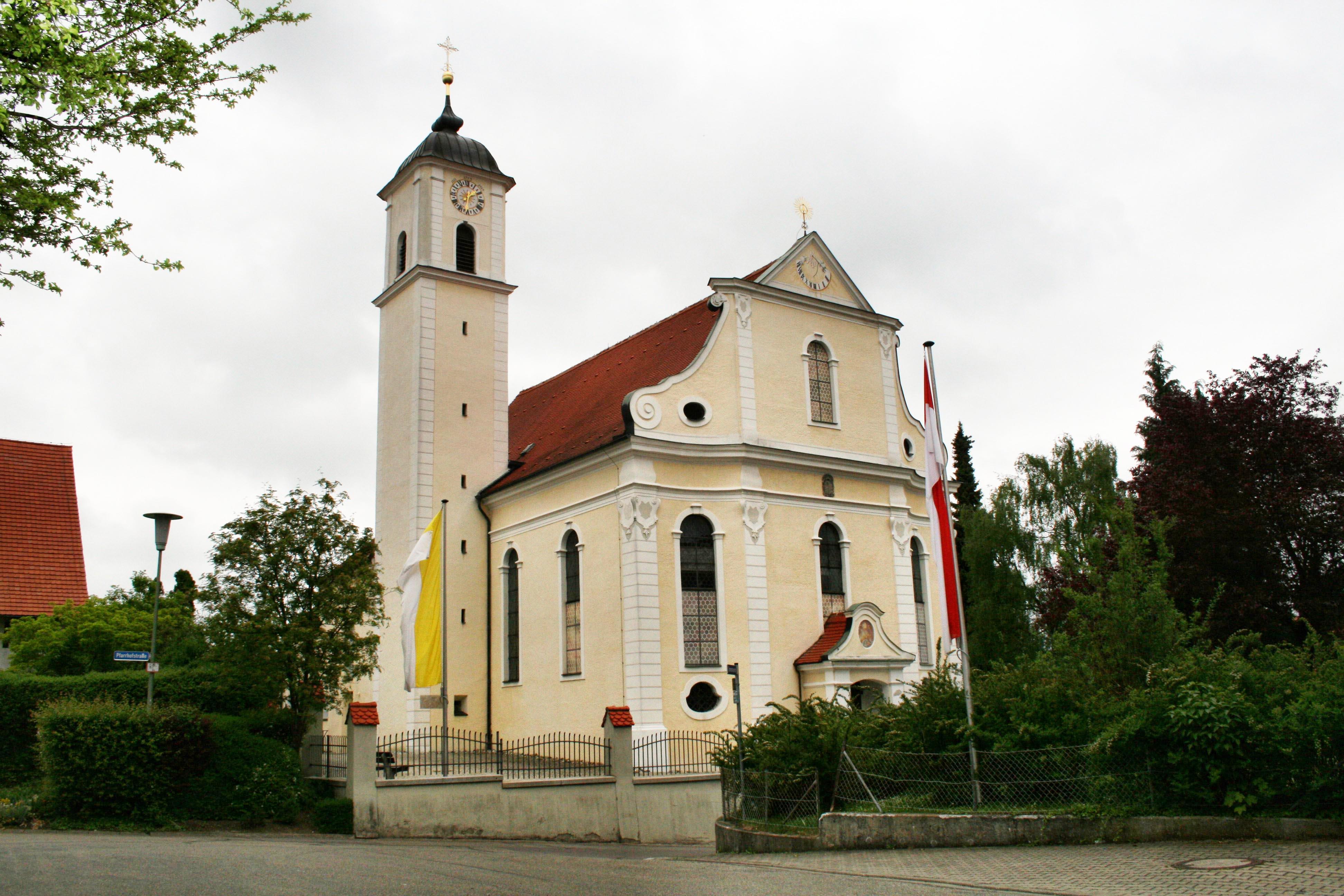 St. Ulrich (Memmingen)