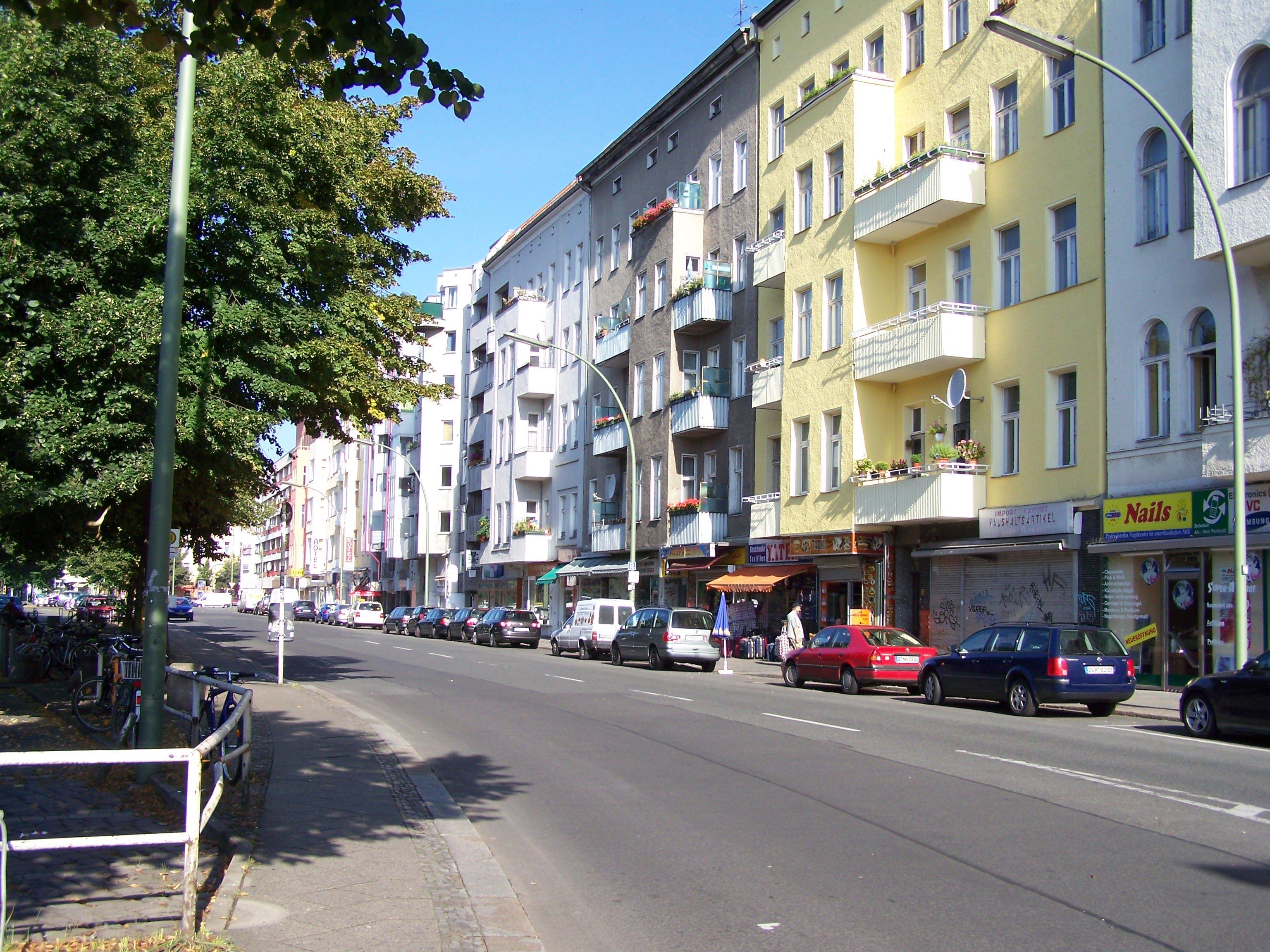 Stuttgarter Platz Berlin