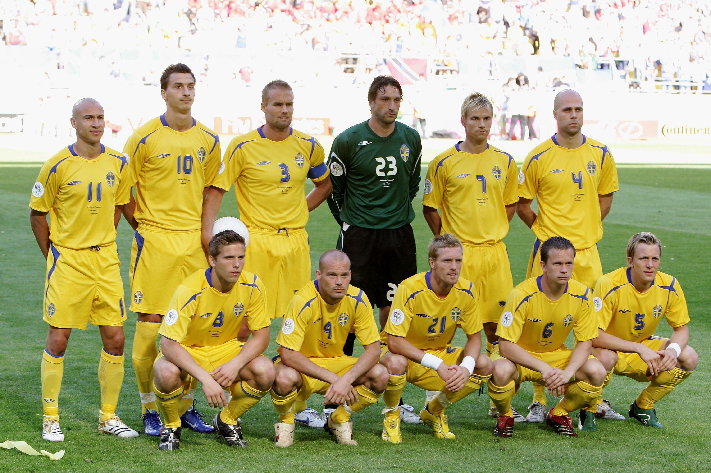 Schwedische Nationalmannschaft