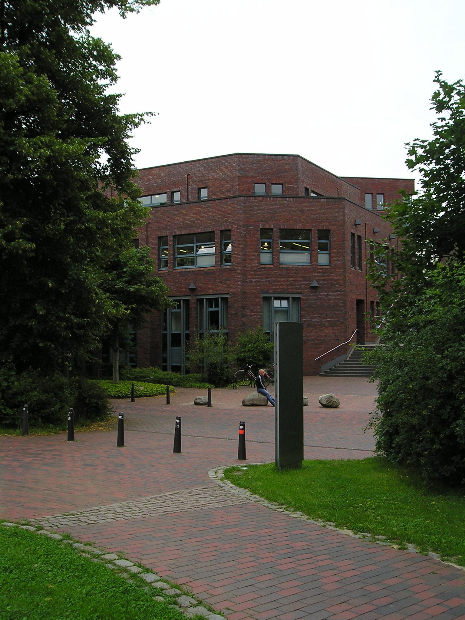 Uni hamburg for Hamburg universitat