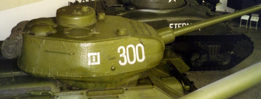 Turm des T-34 85...T 34 Tank Stalingrad
