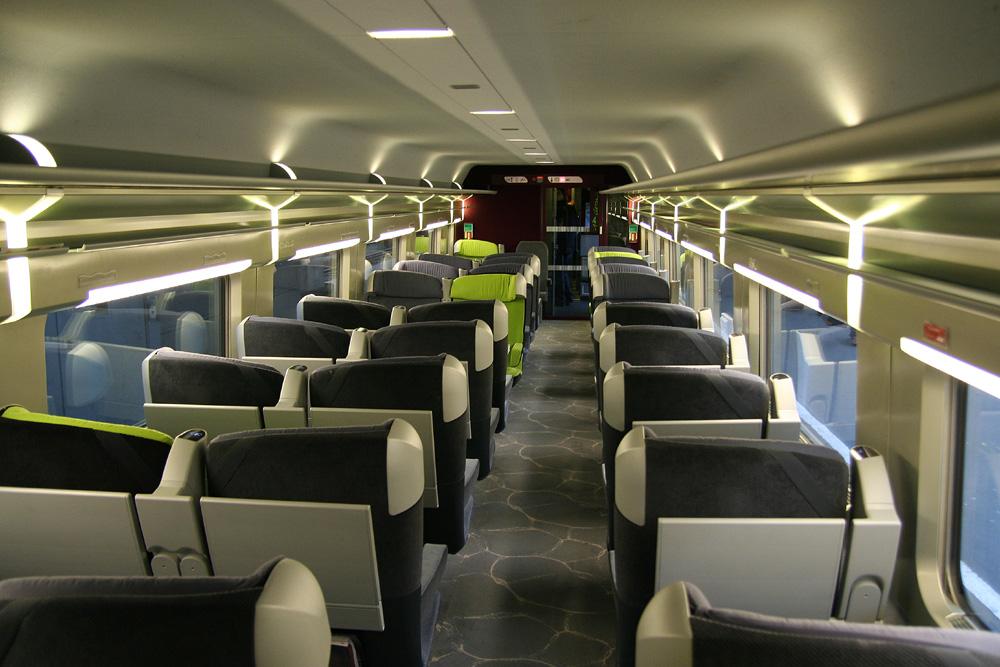 Lirr Interior Train Design