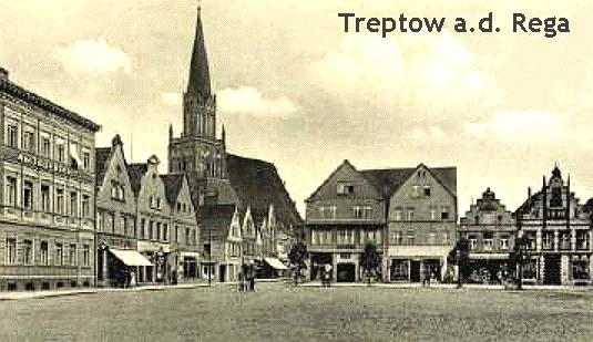 Treptow An Der Rega Kirchenbücher