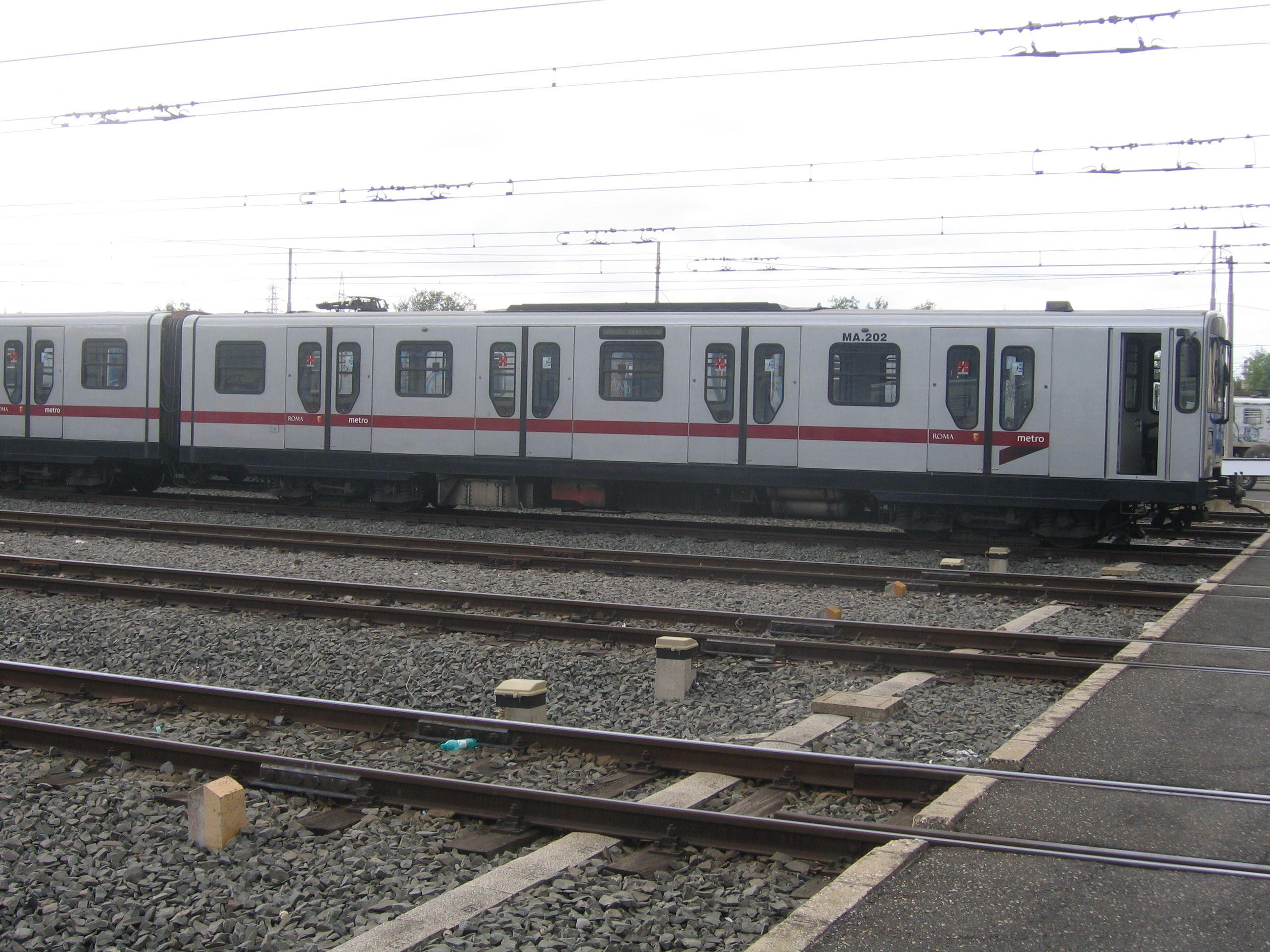 Bahn Rom
