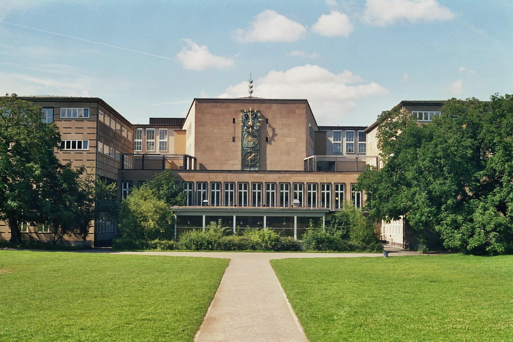 Uni Köln Gebäude