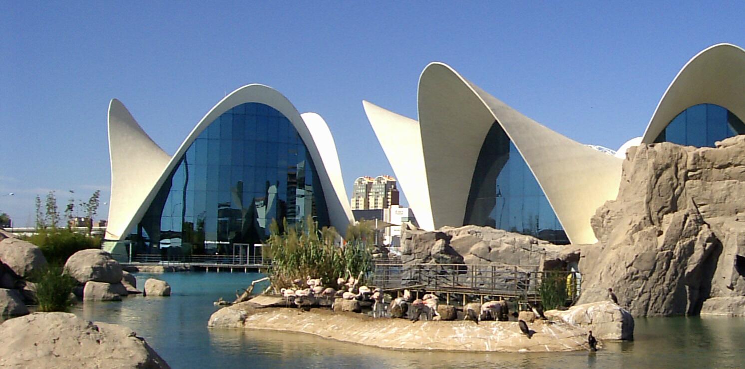 Valencia science museum for Oceanografic valencia