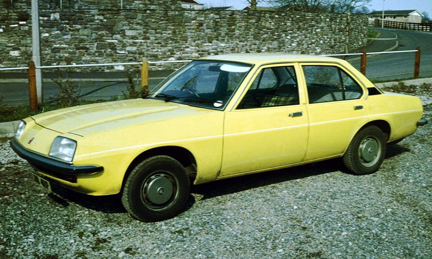 Vauxhall Cavalier (1976)