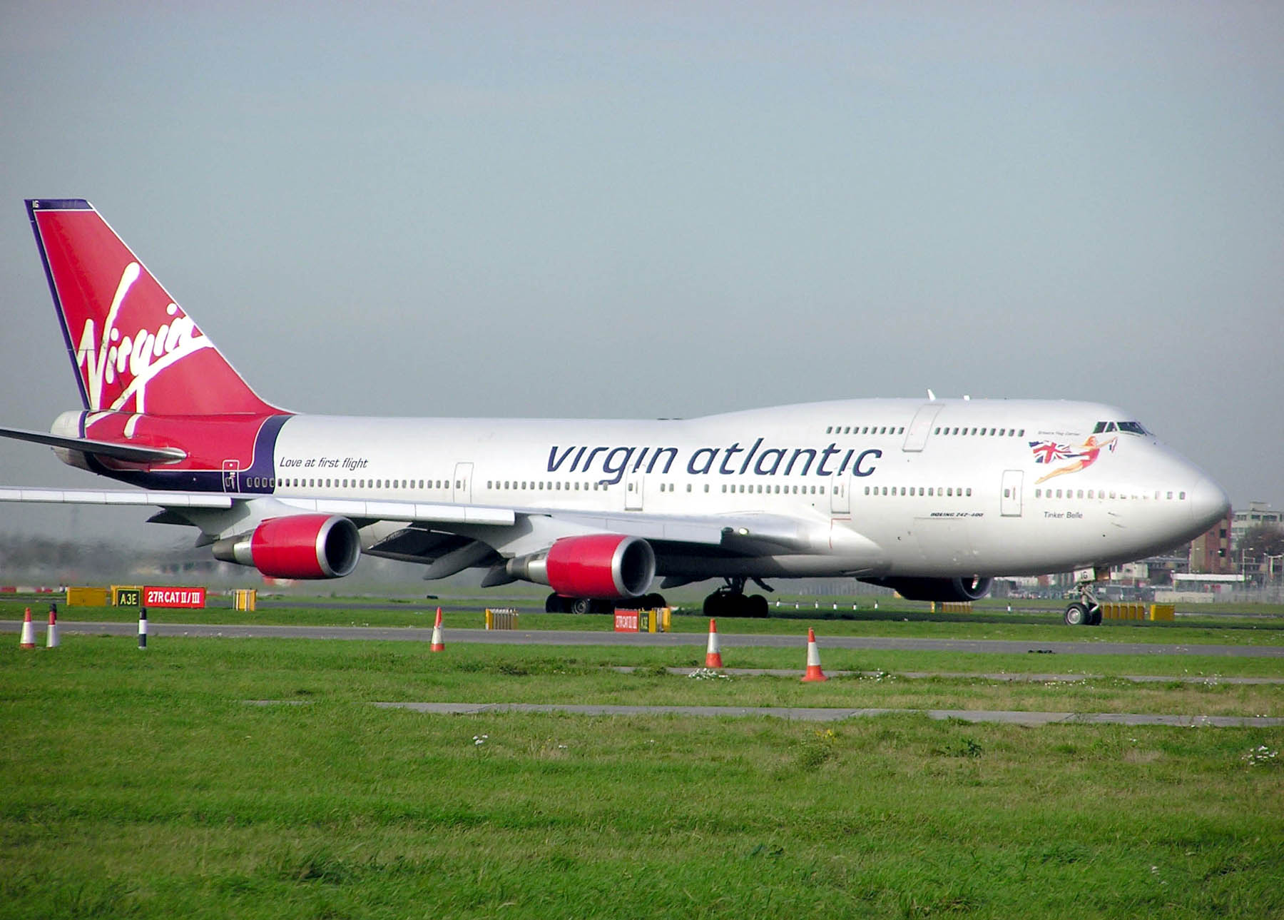 Organigramm Virgin Atlantic Airways - The Official Board
