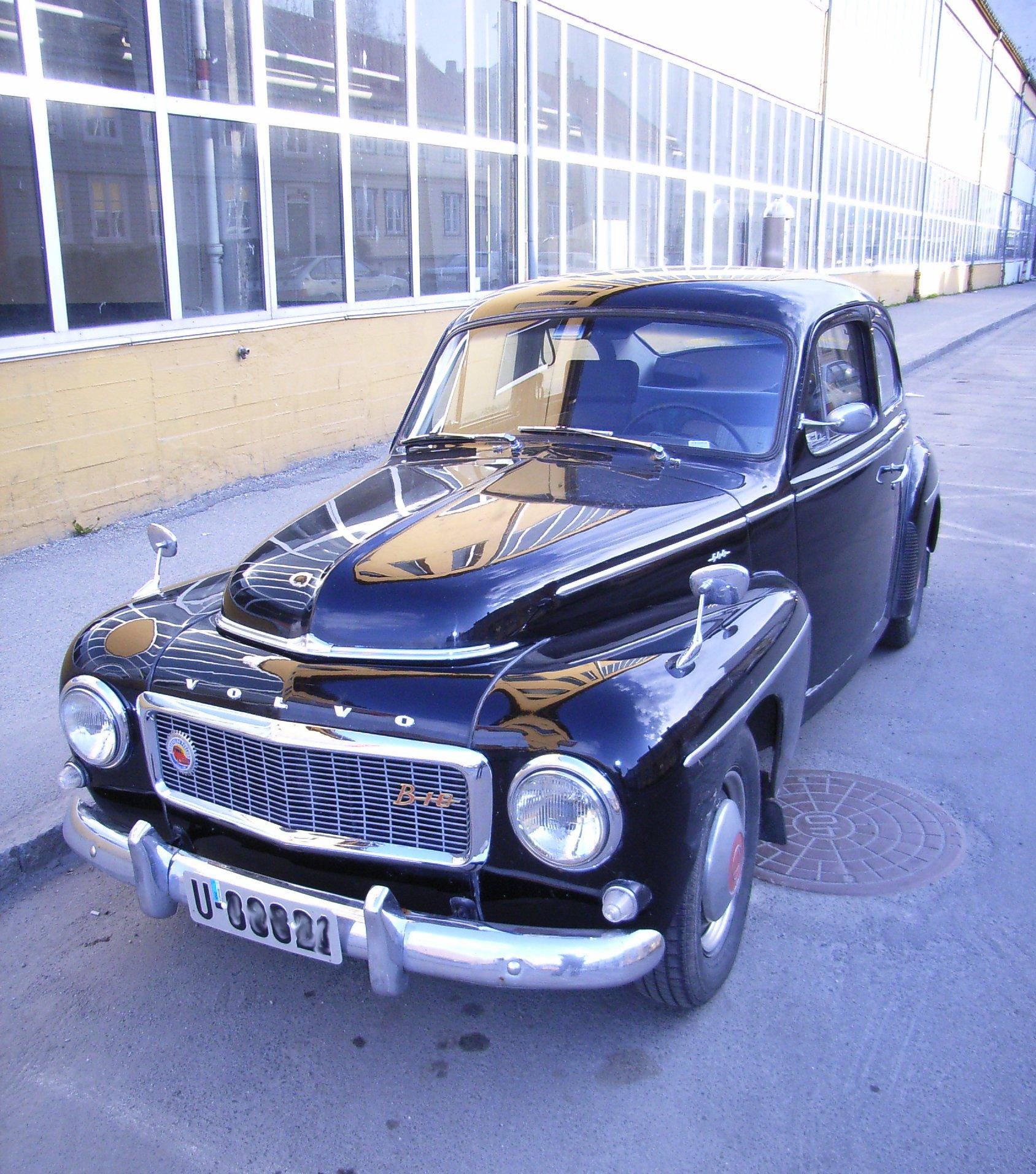 Volvo 544 (Modell B18) - der