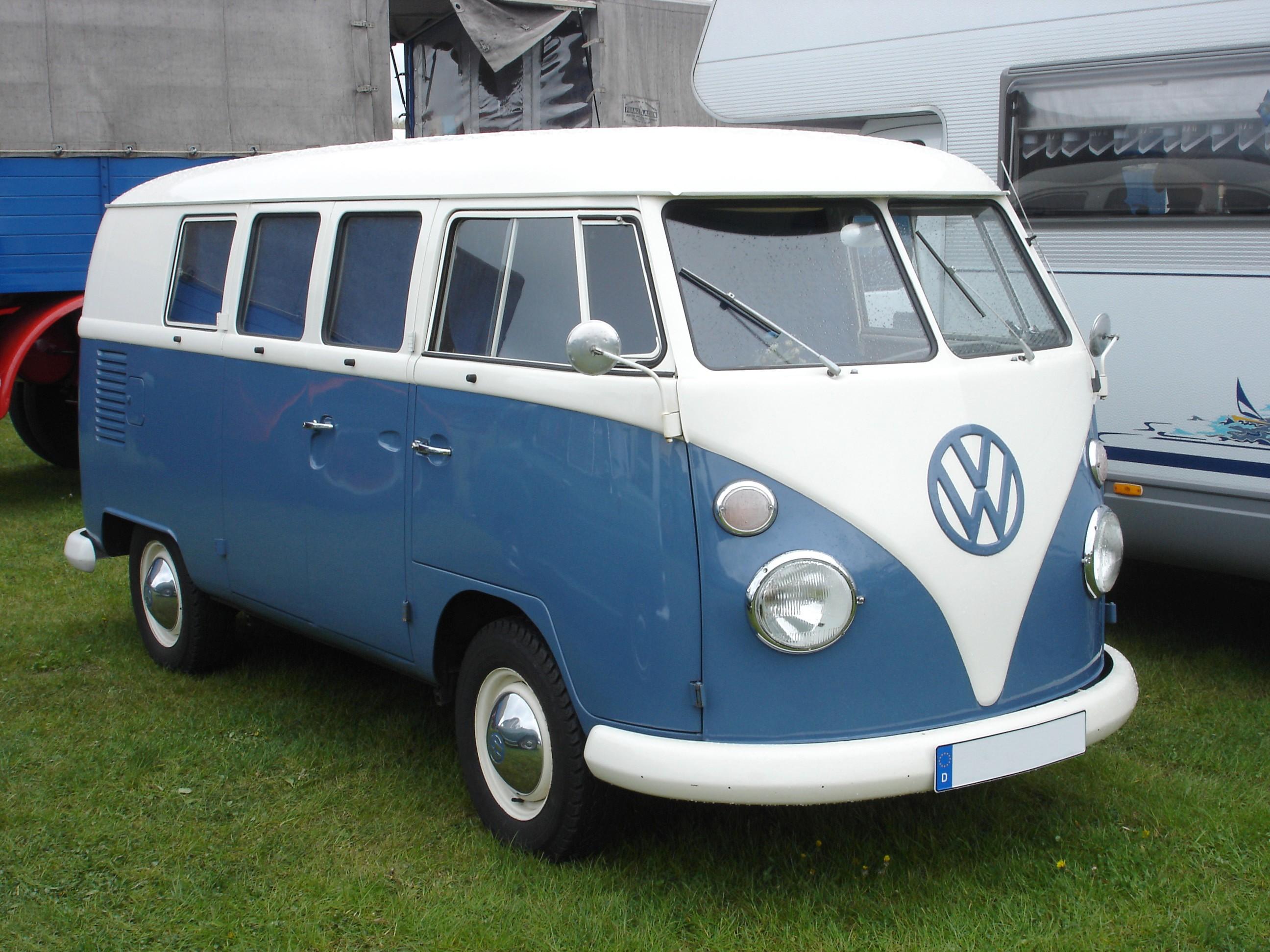 Transporter T1 до 1970г.