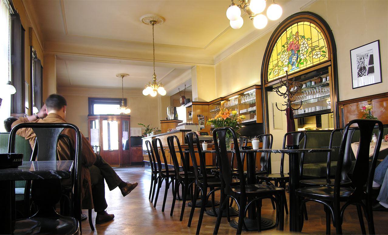 Cafe Diglas Wien Speisekarte