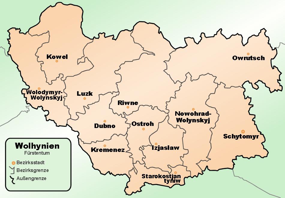 Wolhynien
