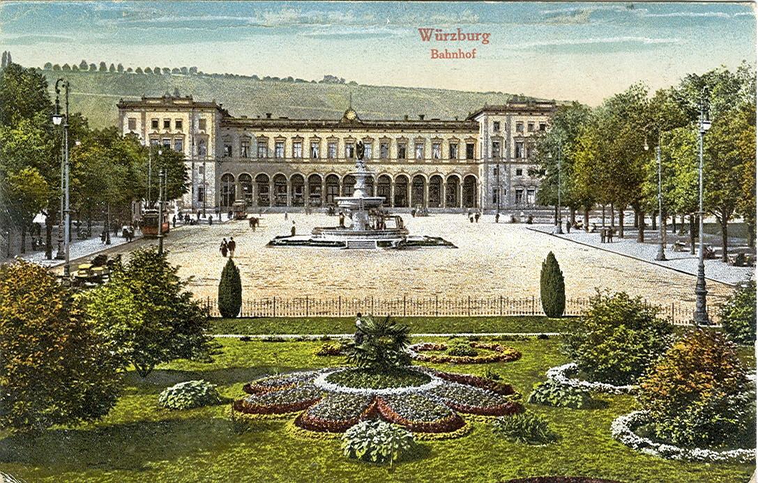 Wrzburg Hbf