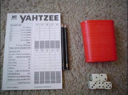 Kniffel Yahtzee