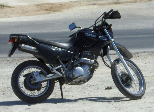 Yamaha Ttr  Fuel Tank