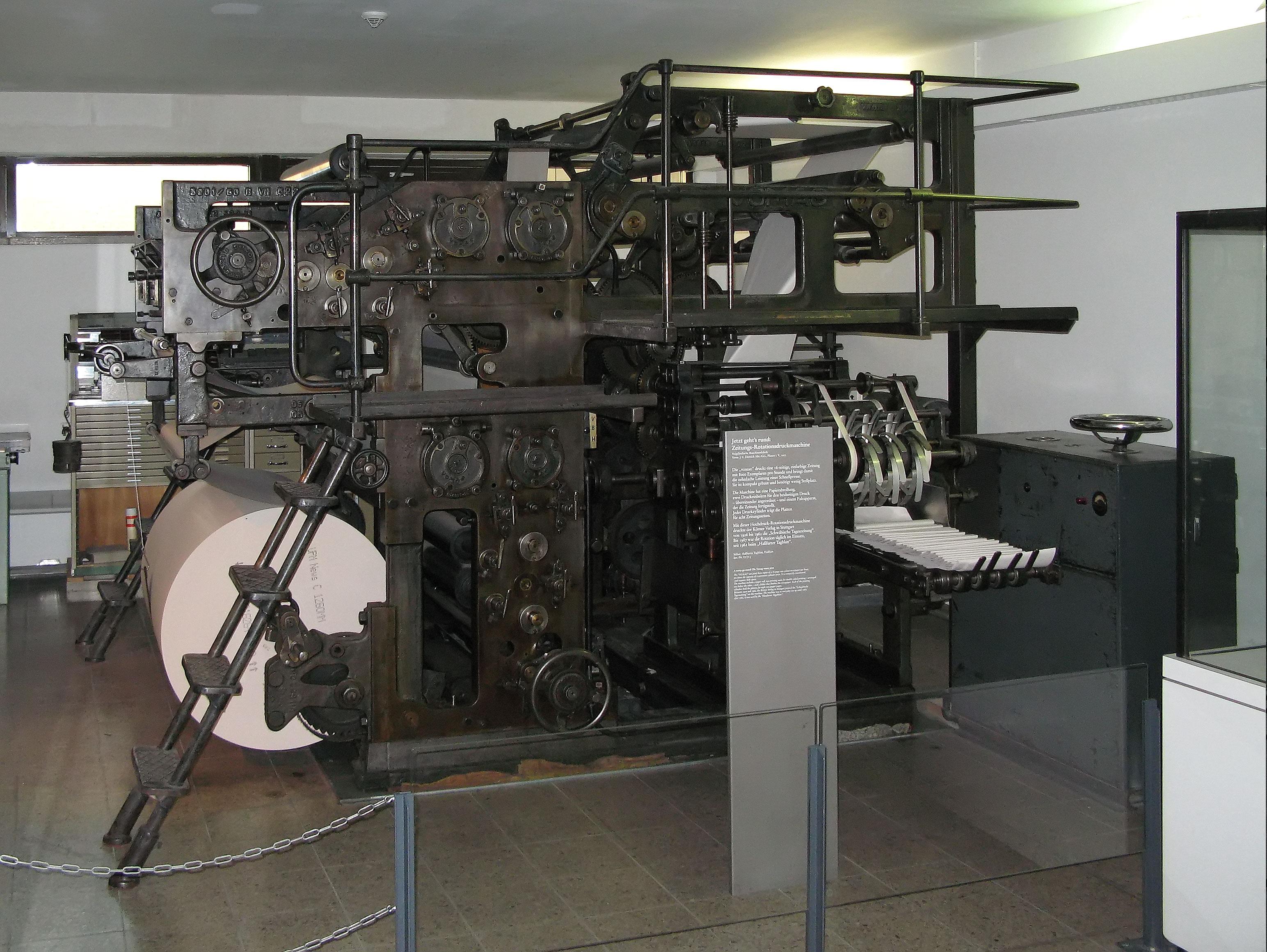 Rotationsmaschine