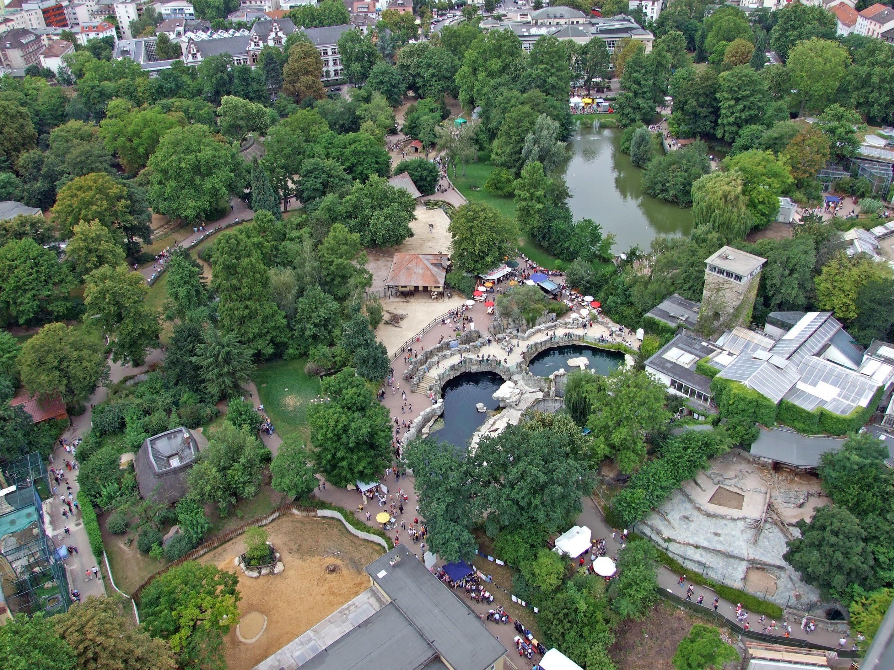 Zoologischer Garten Frankfurt