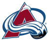 Logo der Colorado Avalanche