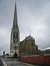 St Walburghs Catholic Church, Preston - geograph.org.uk - 745186.jpg