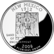 New Mexico quarter